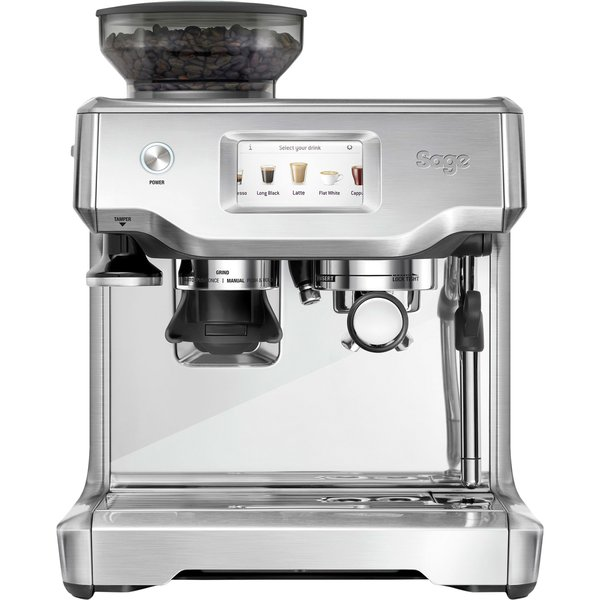 SES880BSS The Barista Touch™ Espressomaskine