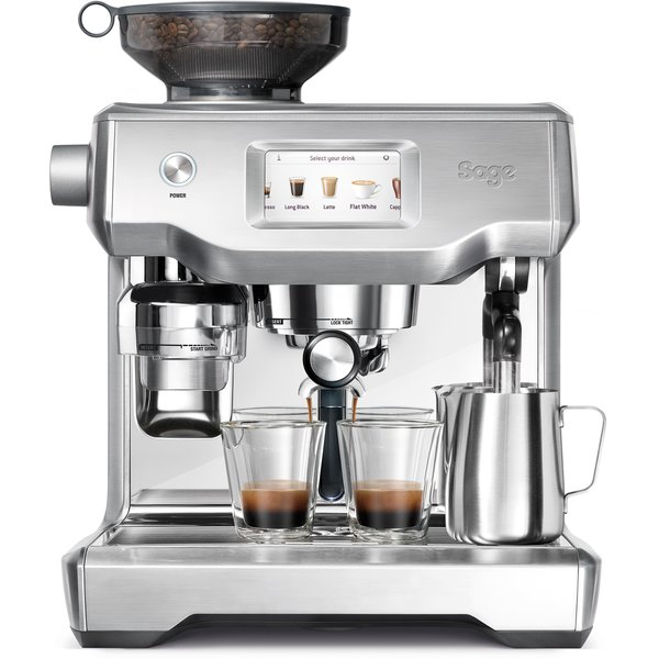 SES990 The Oracle Touch espressomaskine