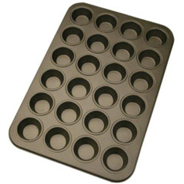 Minimuffinsbageplade 24 stk.