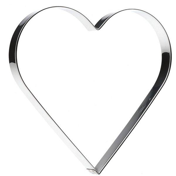 SVEICO Pepparkaksform Hjärta Stort 20 cm