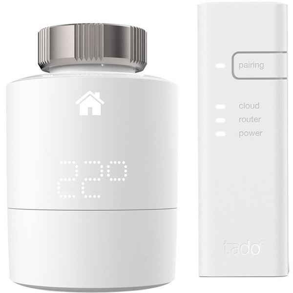 Smart Radiator Thermostat Starter Sæt V3+