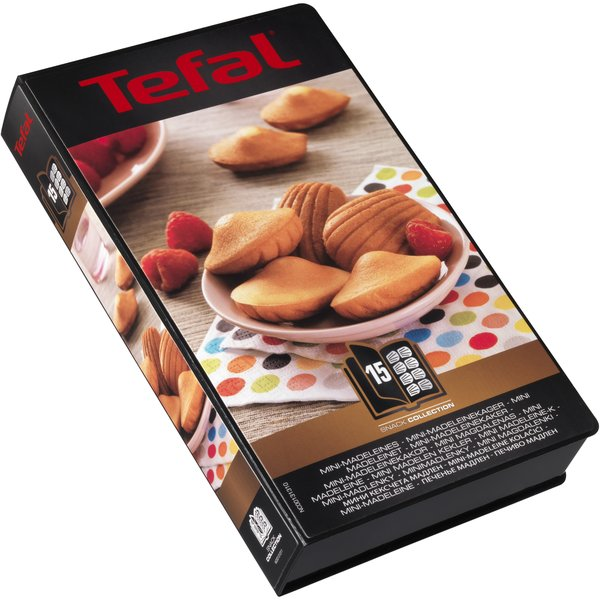 Snack Collection plader: Mini Madeleines (15)