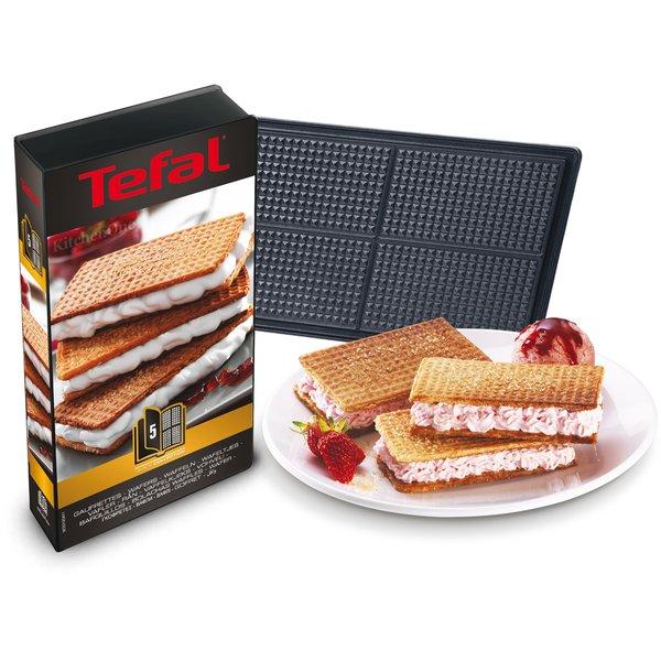 Snack Collection plader: Vafler (5)