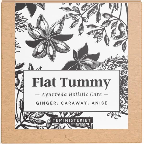 Ayurveda Flat Tummy tepåsar, 100 g.