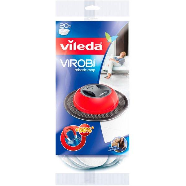 Støvkluter til ViRobi