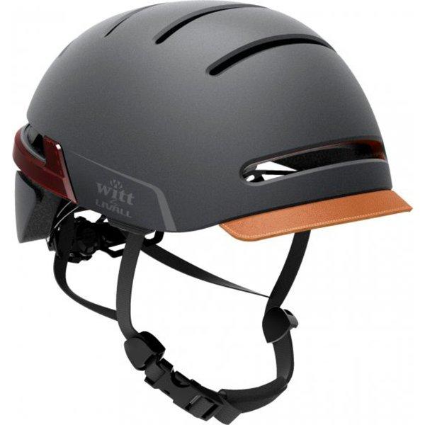 WBLBH51MGB Smart hjelm