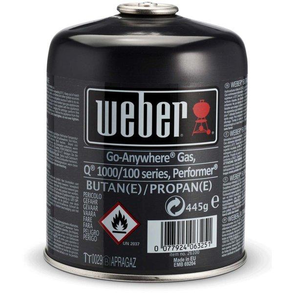 Engångsgasolflaska 445 g