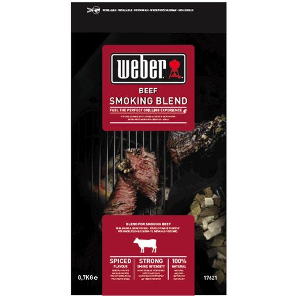 Smoking Wood Chips Beef Nötkött