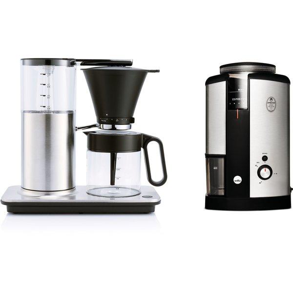 Kaffemaskin CMC-100S + Aroma kaffekvern