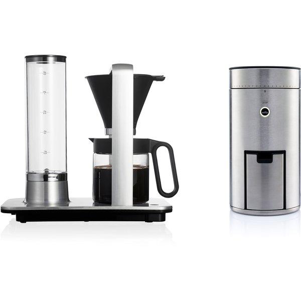 Kaffemaskin WSP-2A og kaffekvern WSFBS-100B